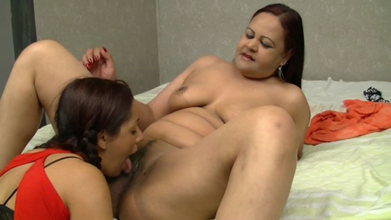Lesbian Black Mom Daughter