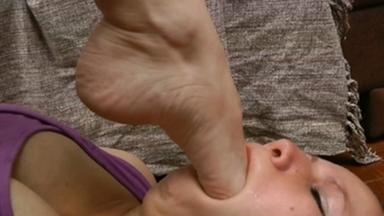 Deep Feet By Bruna Minelli And The Victim