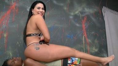 Face Sitting By Mullher Mesa And Soraya Carioca