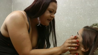 HandSmother - Mother And Step Daughter - Real Family
