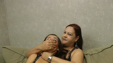 SMOTHER / HandSmother - Mother And Step Daughter - Real Family
