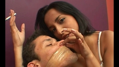 SMOTHER / HandSmother - Nara Lemos Whit a Boy