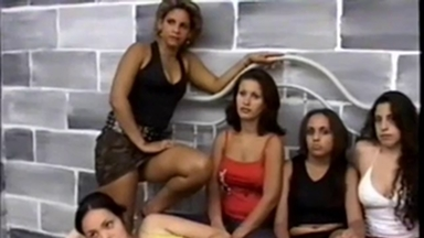 SPITTING / Spitting Gangbang Girls - Part 1