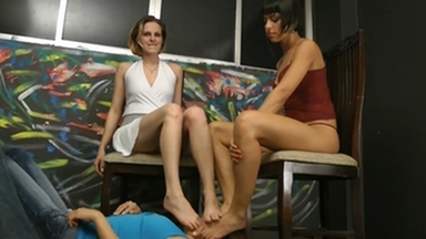 TRAMPLING / Trampling And Double Squezzing