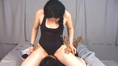 FACE SITTING / Faceasitting - Luciana, Slave Renatinha