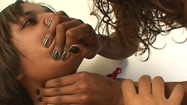 SMOTHER / Hands Satisfaction By Muryel And Slave Priscila