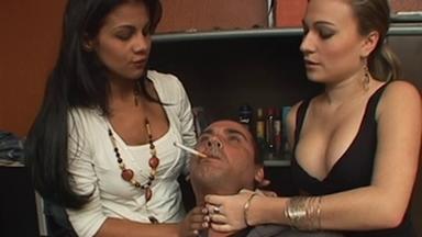 SMOTHER / Strangle Humilation Four HandsBoy - Gaby, Roberto
