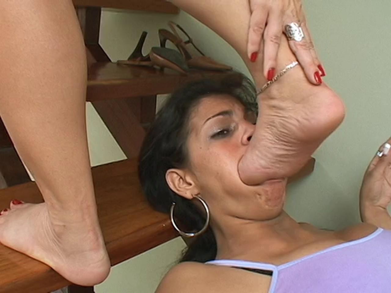 Lesbian sex big breasts
