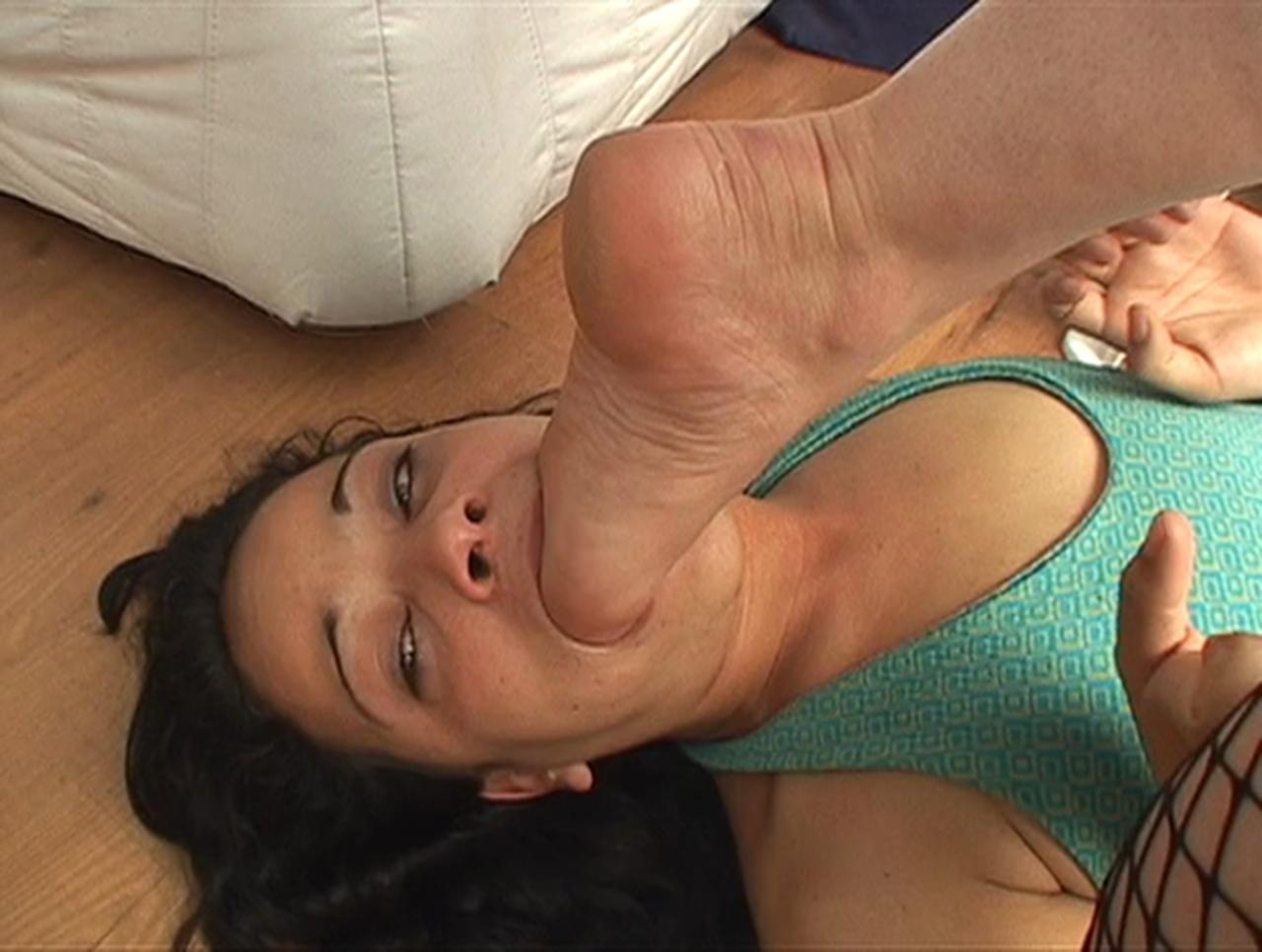 deep feet worship