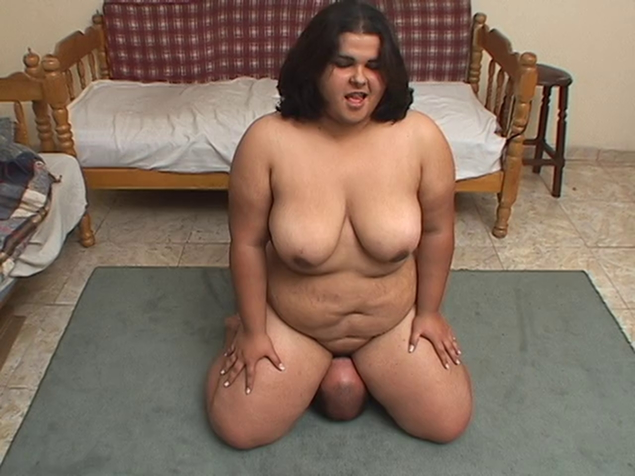 Bbw fat women facesitting remarkable, rather