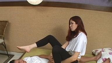 Feet Fight - Tatty And Alexia