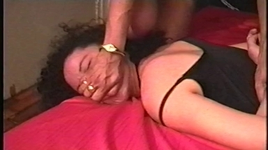 SMOTHER / HandSmother - Mistress Liza And Slave Mona