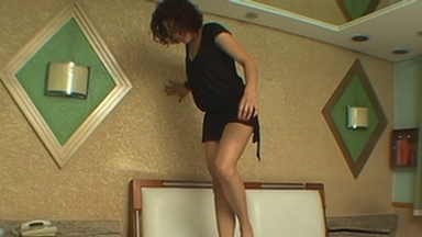 Trampling - Feet Size 40 In The Small Girl Vanessa Rios And Slave Luciana
