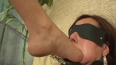 Deep Feet - Leather Lash - Joyce And Claudia