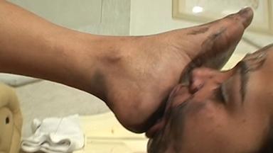 Dirty Feet - Celine And Slave Carioca