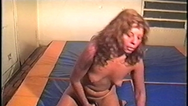 Facesitting Wrestling - Sabrina And Candy - Classics