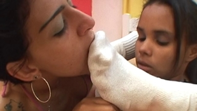 Feet And Socks Smell - Marta, Nicole, Patricia, Leticia - Classics