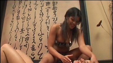Slap And Kick - Angela Mendes And Slave Daniela
