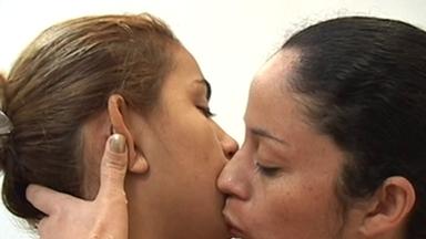 Spitting Lesbians - Taline And Lela - Classics