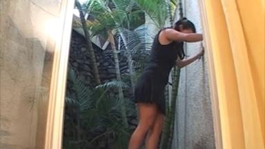 Trample And Jump - Rafaela Petriutti And Slave Ivana - Scene 2