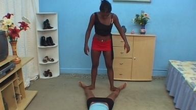 Trampling - Priscila And Slave Alicia