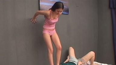 Trampling - Viviane And Slave Luciana