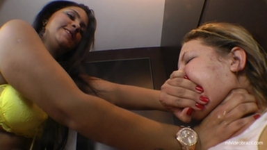 Deep Hand Real Sisters - Swallow My Hand My Fucking Sister