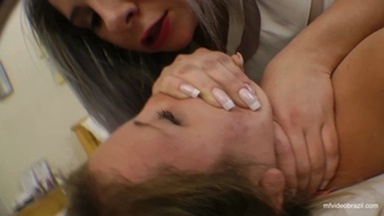 SMOTHER / Danger And Beautiful Hands By Valkiria Storm And Paulinha Blond
