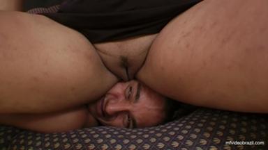 Sofa Boy Vs Giant Girl - Boy This Will Be Not Your Day !ByTati Devassa And Frank Zica