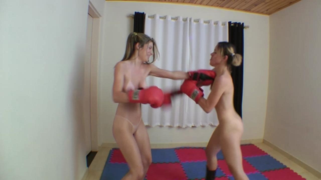 brazil women fighting naked