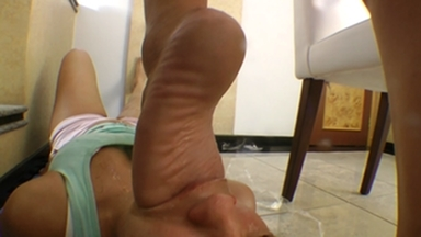 Deep Feet Extreme Fight By Gisele Cartie And Vivi