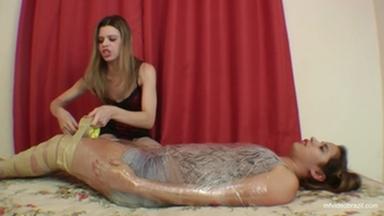Spitting Mummy Swallow By Karina Reis And Wanessa Camargo