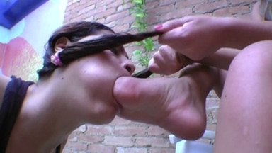 Swallow My Feet Motherfucker By Top Girl Lola Mello And Vivi