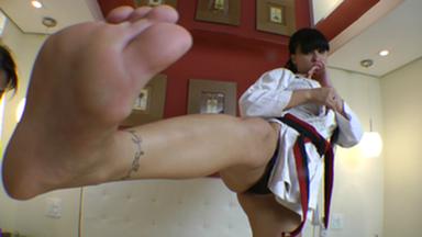 Karateka Fatal Kickings By Radassa And Vivi