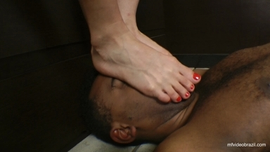 Trampling Boy By Samantha Mello And Slave Boy