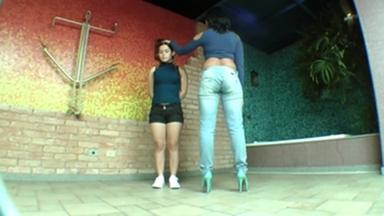 PONYGIRL / Pony Domination Extreme By Ana Giant And Isabela