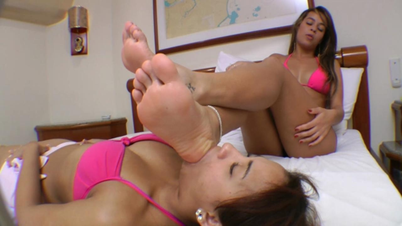 Lesbian Worship Ass Feet