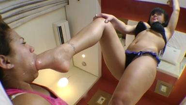 Deep Feet The Annihilating By Top Girl Radassa And VIVI