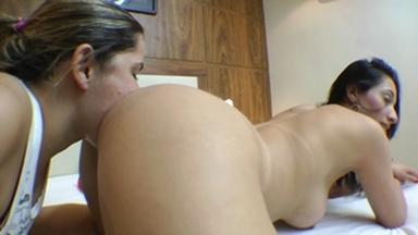 Domination Lesbian Ass Licking By Manuela Ribeiro