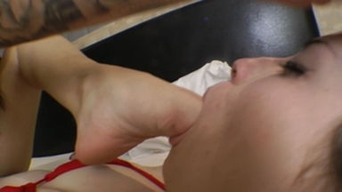 Foot Humiliation By Anneli Thompson And Sammy