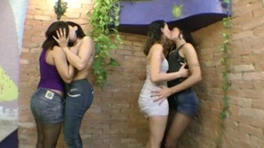 Hot Kisses Party By Lorena Gimenez Part 1