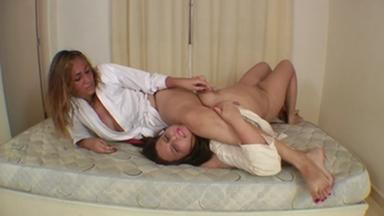 Judoka Humiliation By Tati Devassa And Ariel Part 1
