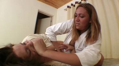 Judoka Humiliation By Tati Devassa And Ariel Part 2