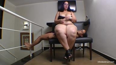 SOFA GIRL / Woman Chair For Renata Colossos By Renata Colossos And Vaninha