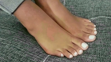 FOOT FETISH / Dirty Feet By Sofia Goddess And Slave Verinha