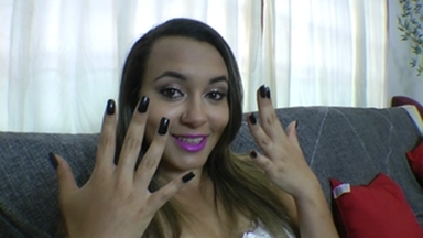 Fantastic Deep Hands By Cauany Mendes And Slave Aninha