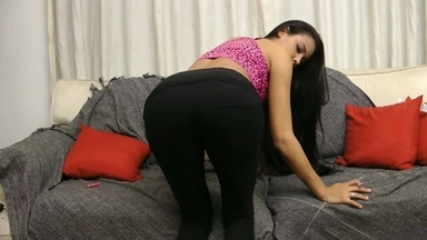 Farting Solo By Top Model Alanna Carvalho