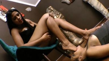 Deep Feet By Karen Havary And Slave Verinha