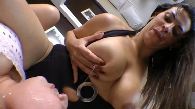 Lesbian Domination Tits Milk Trink By Kate Becker And Cici Student