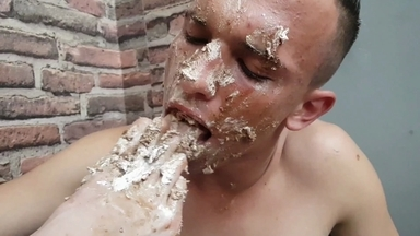 Dominated Boys- Eat All Cake From My Feet You Fucking Couple